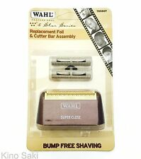 Wahl 5 Star Shaver Series Replacement Foil & Cutter Bar Assembly Super Close