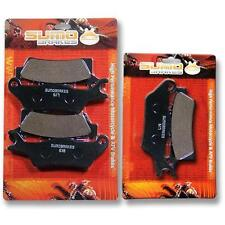 Can Am F+R Brake Pads Outlander 450 L 500 650 Max Mmr 800 R 1000 (2013-2016) NEW