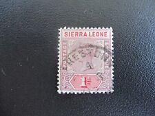 Sierra Leone #35 Used  (J7F6) I Combine Shipping! 2