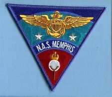 NAS NAVAL AIR STATION MEMPHIS TN US Navy Base Squadron Jacket Patch