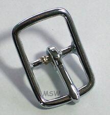 "13mm Messing 1//2/"" ca 5 x Doppelschnallen"