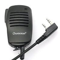 Orig. Wouxun MICROFONO ALTOPARLANTE PER RTX KG-UV8D UV6D UV2D 699E Speaker mic