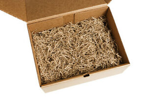 Box Of Dried Paddy Straw Organic Real Natural Ceylon Rice Paddy Straw