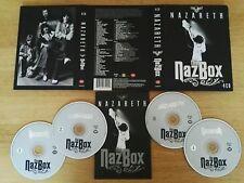 Nazareth - The Naz Box (4 CD Delux Box Set 2011)