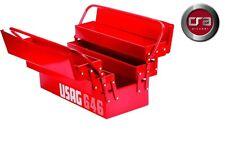 Cassetta attrezzi USAG-646 5/v  estensibile 5 scomparti vuota