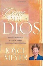 Como Oir a Dios (Spanish Edition)