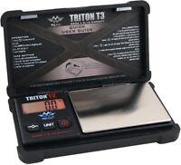 MyWeigh Triton T3 660 Feinwaage 660g / 0,1g Digitalwaage Goldwaage Taschenwaage