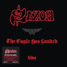 Saxon - The Eagle Has Landed (Live) - New CD Album - Pre Order 19/10/2018