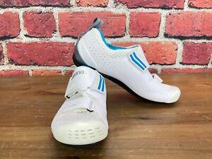 Shimano SH-TR9W Women's 40 (EU) 7.8 (US) Triathlon Road Cycling Shoes 3-Bolt