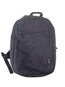 """Lenovo B210 17"""" X 16""""  Laptop Computer Protective Padded Backpack Ligh- Gray EUC"""