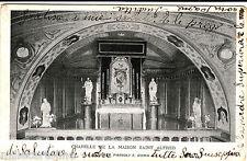 #ROMA - PARIOLI: CHAPELLE DE LA MAISON SAINT ALFRED- 1908