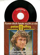 Peter Maffay    -    Komm doch heute Nacht zu mir