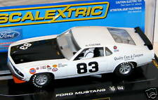 SCALEXTRIC C2890 1971 FORD MUSTANG AL COSTNER  BRAND NEW 1/32 SLOT CAR