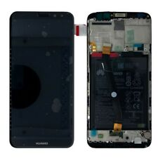 Huawei Display LCD Frame for Mate 10 Lite Service Pack 02351qcy Black Battery