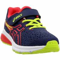 ASICS Gt-1000 7 PS  Casual Running  Shoes - Blue - Boys