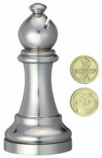 NEW- BePuzzled Hanayama Cast Chess Puzzle - BISHOP - Level 2