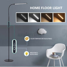 Dimmable LED Floor Lamp Adjustable Light Standing Study...