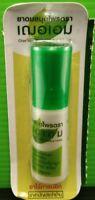 Thai Herbal Inhaler Nasal CHER-AIM Cold Menthol Eucalyptus Scent Relief Nasa