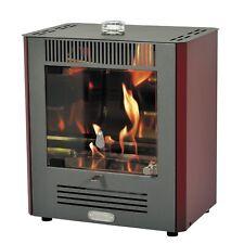 """- JS Mini """"Ruby"""" Rouge/Blanc Bioéthanol Poêle-appareil de chauffage-Real Flame -"""