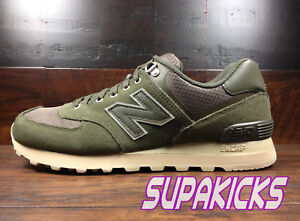 New Balance 574 Beige Sneakers for Men for Sale | Authenticity ...