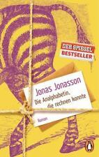 Die Analphabetin die rechnen konnte - Jonas Jonasson - UNGELESEN