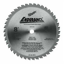 """Milwaukee 48-40-4515 Circular Saw Blade 8"""" 42 Tooth Dry Cut Cermet Tipped"""