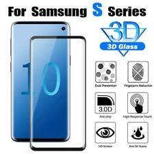 Samsung Galaxy S10 Panzer Glas Folie 3D Display Schutzfolie Tempered Glass Cover