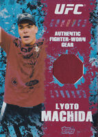 2010 Topps UFC Main Event Fighter Relics #FRLM Lyoto Machida