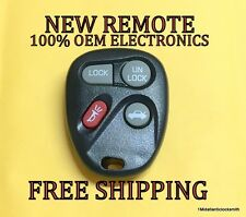 NEW 2001 2002 2003 CHEVY CHEVROLET MALIBU KEYLESS ENTRY REMOTE FOB KOBLEAR1XT