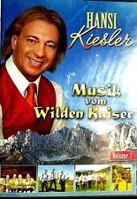 Hansi Kiesler Musik Vom Wilden Kaiser Volume 1 DVD