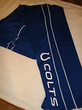 NWT Men's Majestic athletic casual training pants NFL INDIANAPOLIS COLTS Sz S