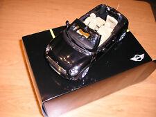 Modellauto Mini Cooper Cabrio R57 Midnight Black   M 1:18 Kyosho