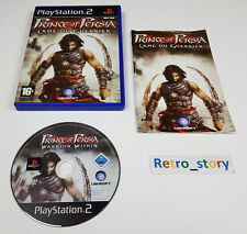 PS2 Prince Of Persia : L'âme Du Guerrier PAL