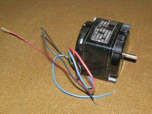 Bodine Electric Motor 709ZG015 - 115V 1800 RPM