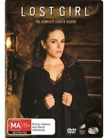 Lost Girl : Season 4 (DVD, 3-Disc Set) NEW