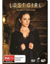 Lost Girl Complete Fourth Season Four 4 DVD NEW Region 4