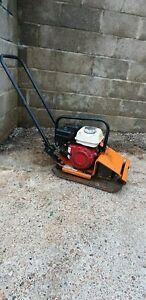 MBW GP15 Petrol Wacker Plate Heavy Wide Foot wacker Professional Compactor