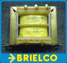TRANSFORMADOR DE ALIMENTACION 220VAC A 18V 0.3A CHASIS ABIERTO TRASON OLD BD8304