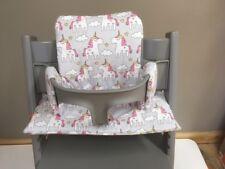 Cushion to fit Stokke Tripp Trapp High Chair Unicorn BNIB