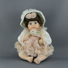 RARE Puppen & Zubehör COLLECTIBLE ANDREW PORCELAIN BABY DOLL HERTIAGE HAMILITON COLLECTION COA