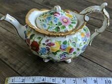 More details for hammersley chintz large queen anne teapot