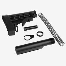 6 Position Mil-Spec L-E Stock Kit with a 100%  Lifetime Warranty (le kit black)