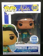 Funko Pop! Disney #541 Aladdin - Princess Jasmine (Limited Edition)