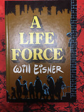 A Life Force (NM) `88 Will Eisner  (HBK/ Signed/ Numbered)