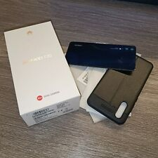 Huawei P20 - 128GB - Schwarz (Ohne Simlock) Gebraucht OVP