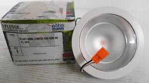 Elite RL407-650L-DIMTR-120-35K-90 Recessed LED Lensed Reflector 10W 650 Lumens