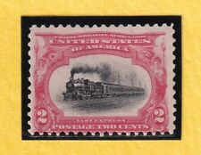 US STAMP SC# 295 2c 1901 **MINT NH. CV$37.50 004