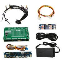 LCD/LED Test Tool Kit Panel Screen Tester+ 14PCS Lvds Cables + Inverter