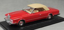Neo Models Rolls Royce Phantom VI Frua Drophead Coupe in Red 1971 46486 1/43 NEW