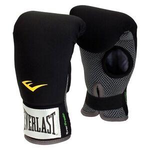 Everlast Neoprene Heavy Bag Boxing Gloves 4303 One Size Black